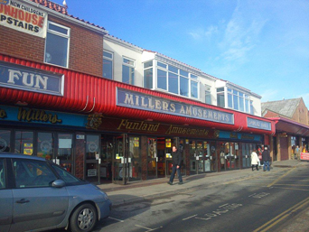 Whitby Amusement Arcade Photo
