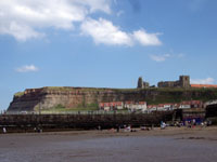 Whitby Beach photo
