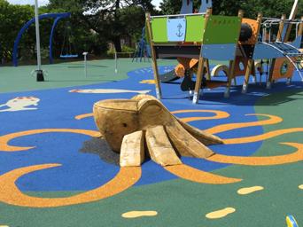 Pannett Park Playground Photo