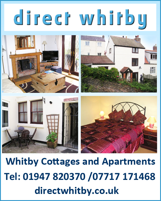 Direct Whitby Holiday Accommodation, Whitby UK