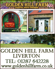 Golden Hill Farm, Liverton UK