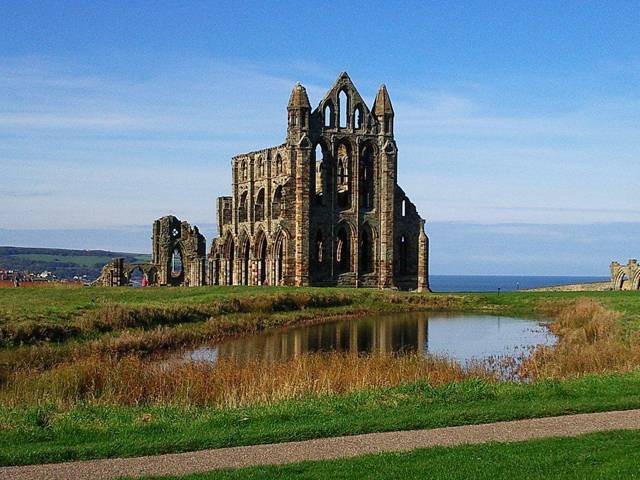 Whitby Abbey photograph