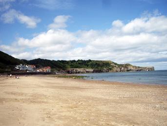 Sandsend Beach Photo