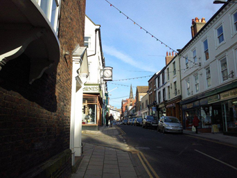 Skinner Street Whitby Photo