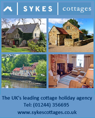 Sykes Cottages, Whitby UK