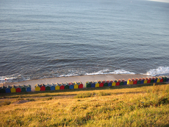 Beach Huts Photo