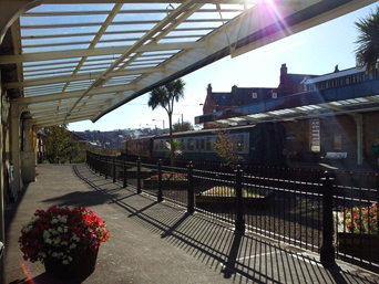 Whitby Station Photo