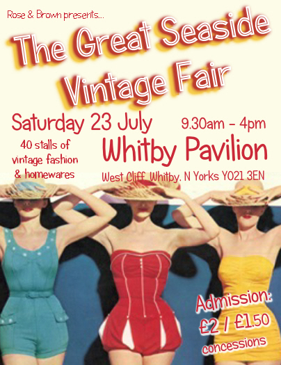 The Great Seaside Vintage Fair
