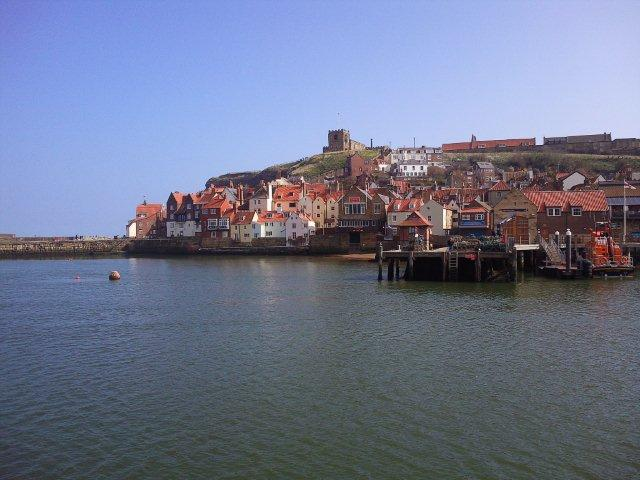 Photograph of Whitby Harbour