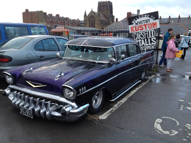 Very Gothic car – Wonderful Whitby Blog | | Wonderful Whitby ... Coast
