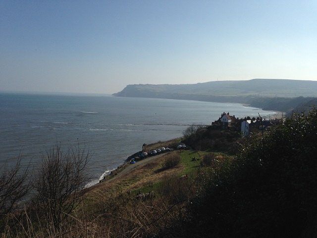 A photo of Robin Hood's Bay