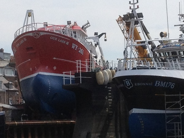 Photo of two boats at Parkol Marine
