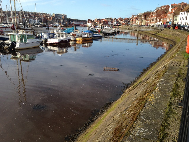 Photo of the sunny harbour