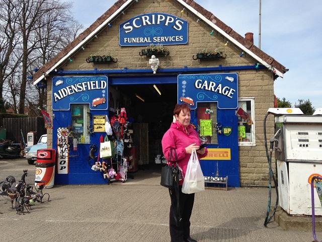 photo of Scripp's Garage Goathland