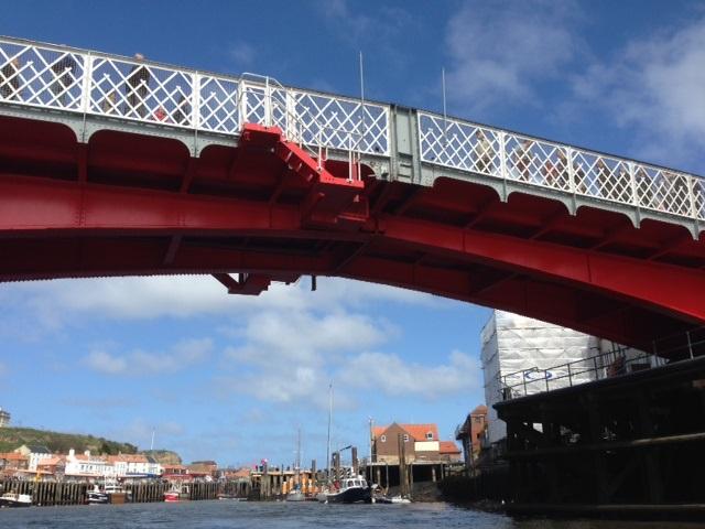 Photo of the Swing Bridge