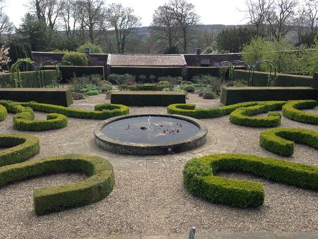 photo of Mugrave Castle Gardens