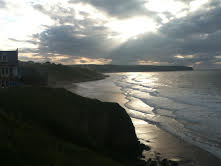 photo of Whitby Sunset