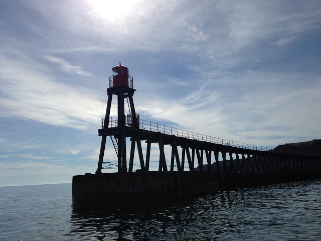 photo of Whitby Pier