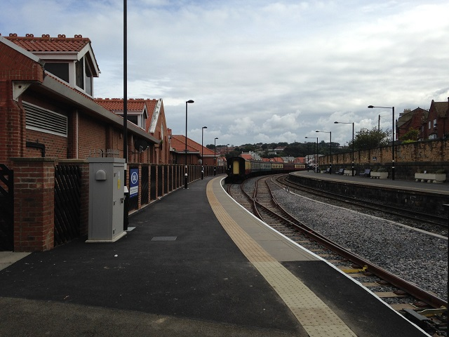 photo of the new platform